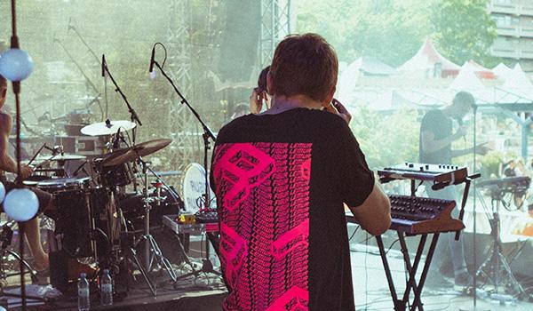 Figur Lemur Shirt Backprint